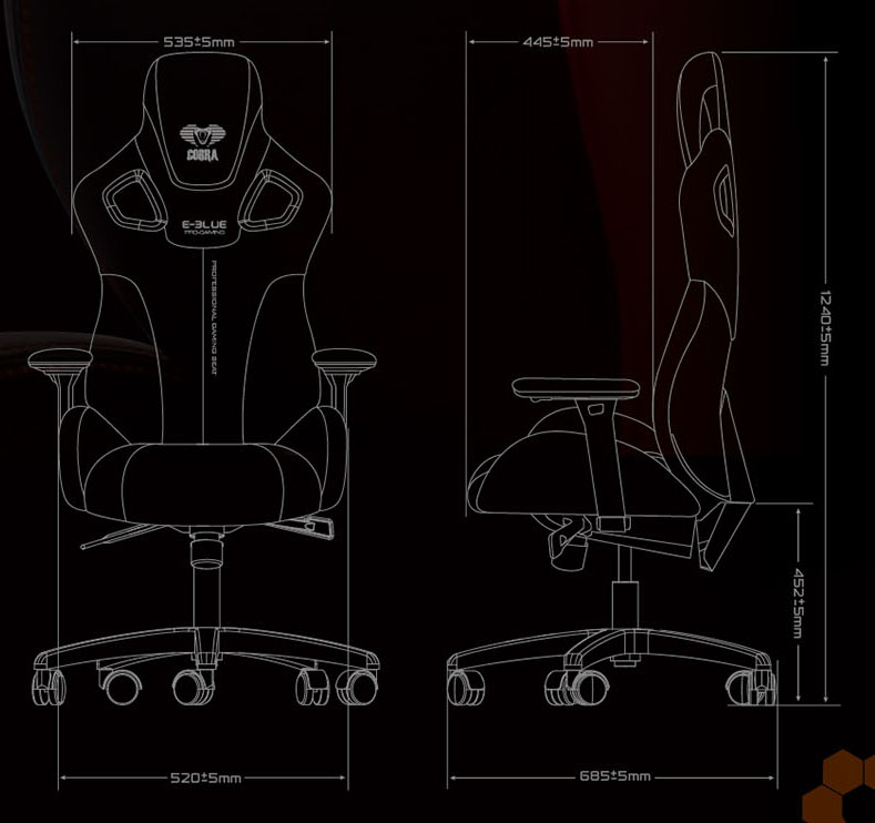 Auroza gaming chair