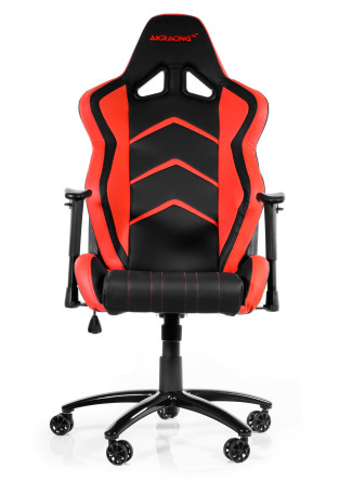 roter Gaming Sessel