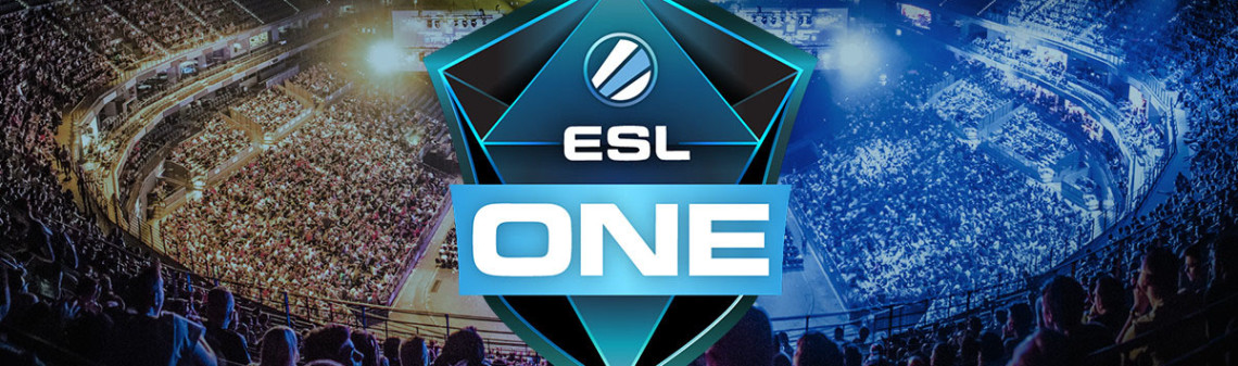 ESL One Gaming Turnier
